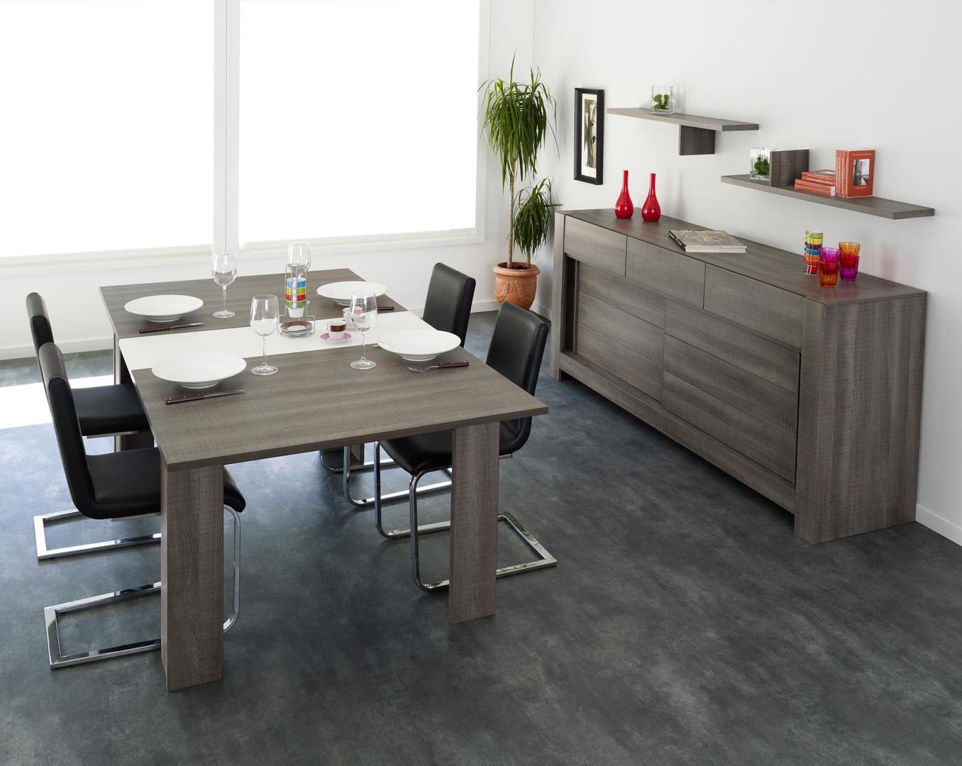 salle manger compl te victoria. Black Bedroom Furniture Sets. Home Design Ideas