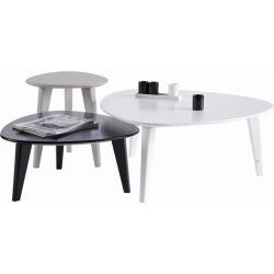 Table basse design (lot de 3) Astone