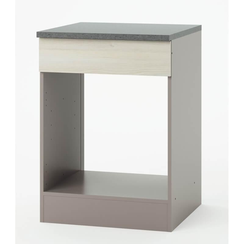 meuble de cuisine pour four 60 cm cuisto. Black Bedroom Furniture Sets. Home Design Ideas