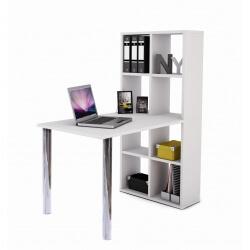 Bureau contemporain avec bibliothèque Lexus