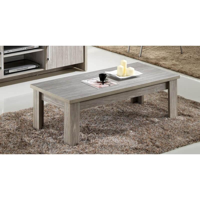 salle manger contemporaine ch ne gris tristan matelpro. Black Bedroom Furniture Sets. Home Design Ideas