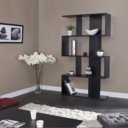 Etagère design coloris noir Caly