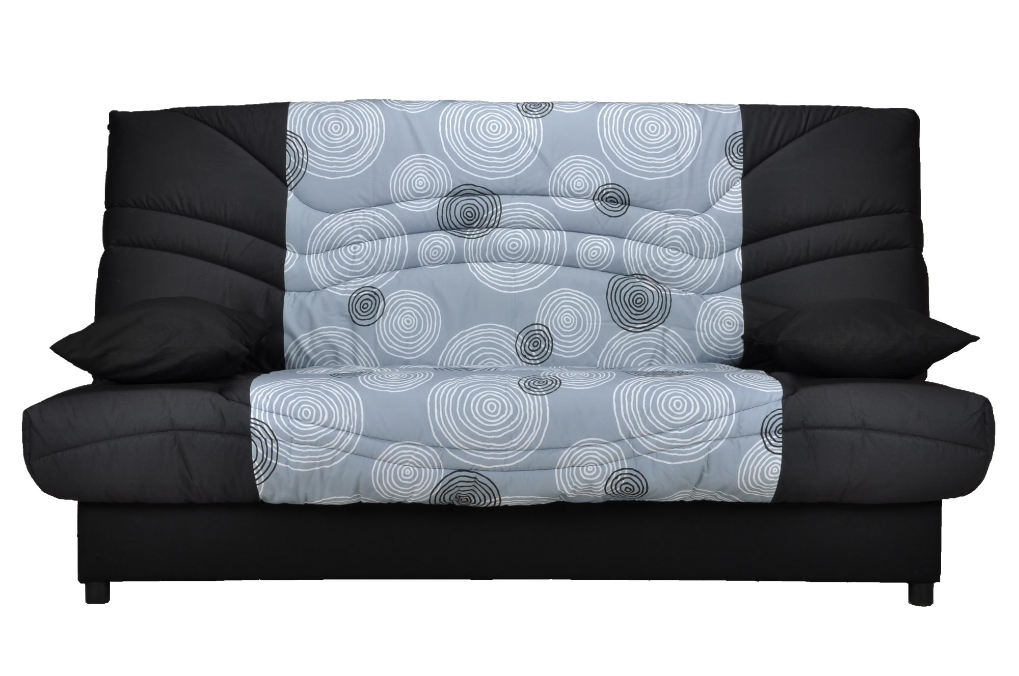 banquette clic clac elvire. Black Bedroom Furniture Sets. Home Design Ideas