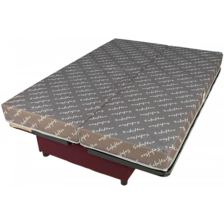 canap clic clac contemporain coloris bleu marine vista matelpro. Black Bedroom Furniture Sets. Home Design Ideas