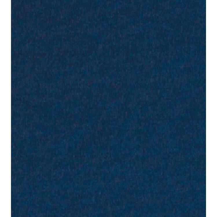 Housse BZ & 2 housses de coussin coloris bleu marine Vista | Matelpro
