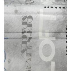 Housse clic-clac contemporaine coloris imprimé Belem