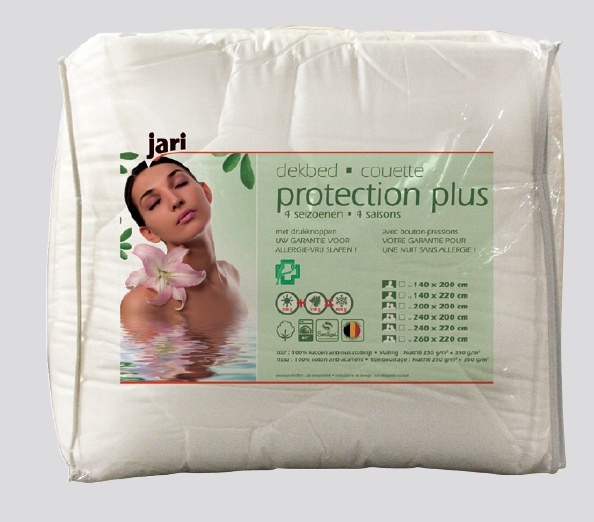 Couette Protection Plus 4 saisons