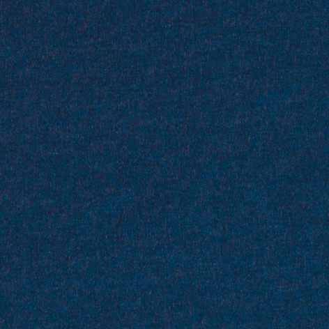 Housse clic-clac & 2 housses de coussins coloris bleu marine Vista