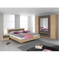 Chambre adulte complète pas cher - chambre à coucher design ...