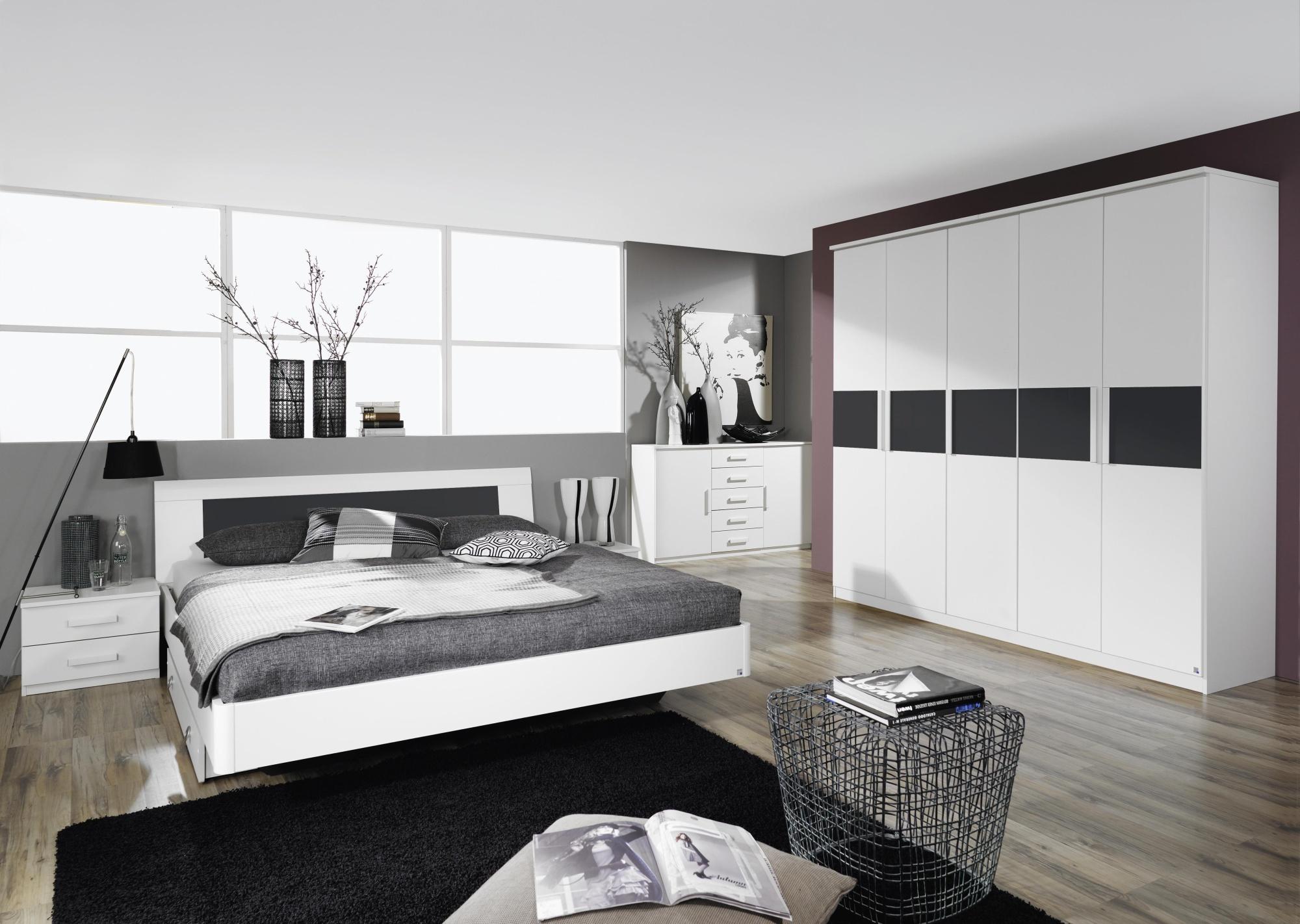 chambre adulte design blanche carcassonne | matelpro