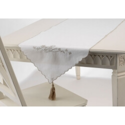 Chemin de table 45 x 150 cm ADELAIDE