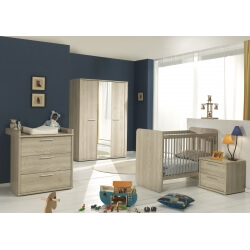 Chambre bébé complète LISHA