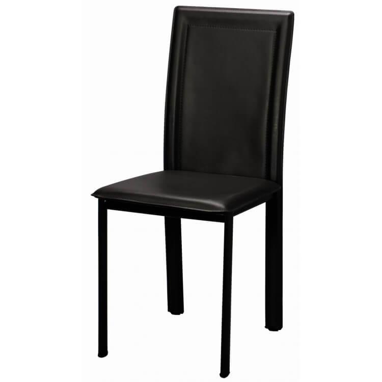 Lot de 4 chaises de salle à manger MADRID