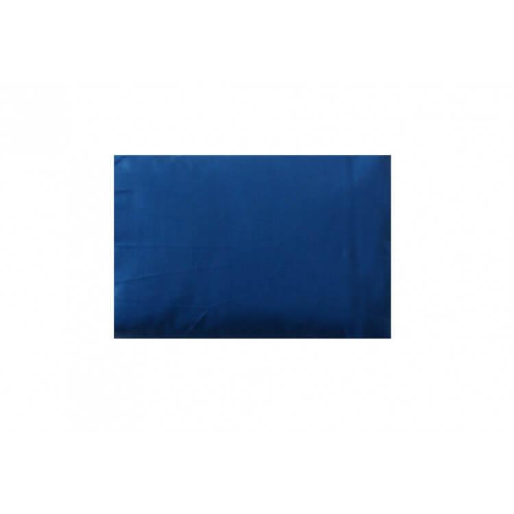 Drap housse uni bleu BIC
