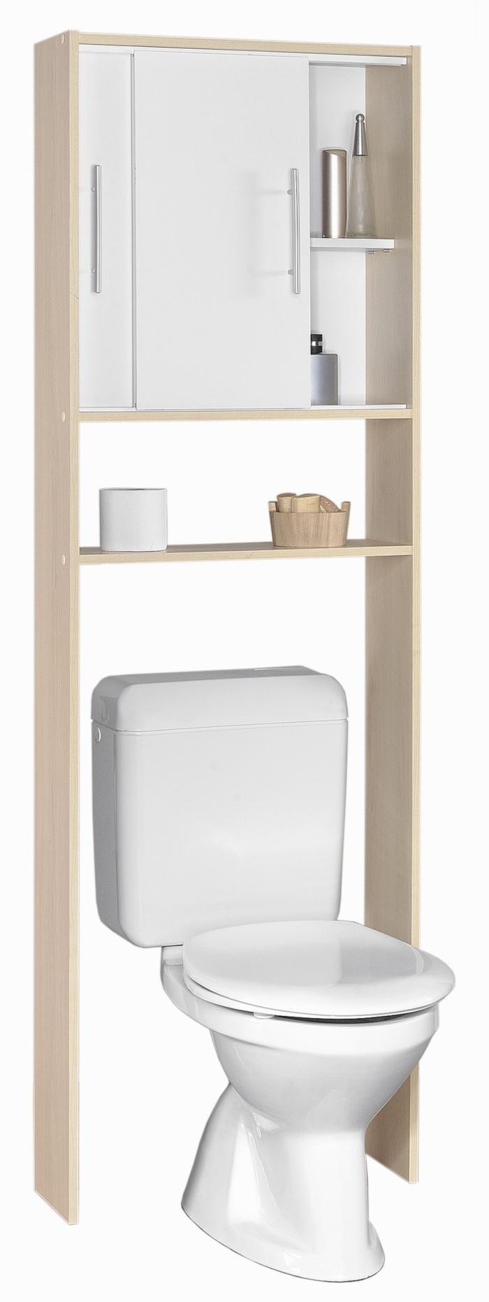 Meuble de rangement toilettes CAMILLE