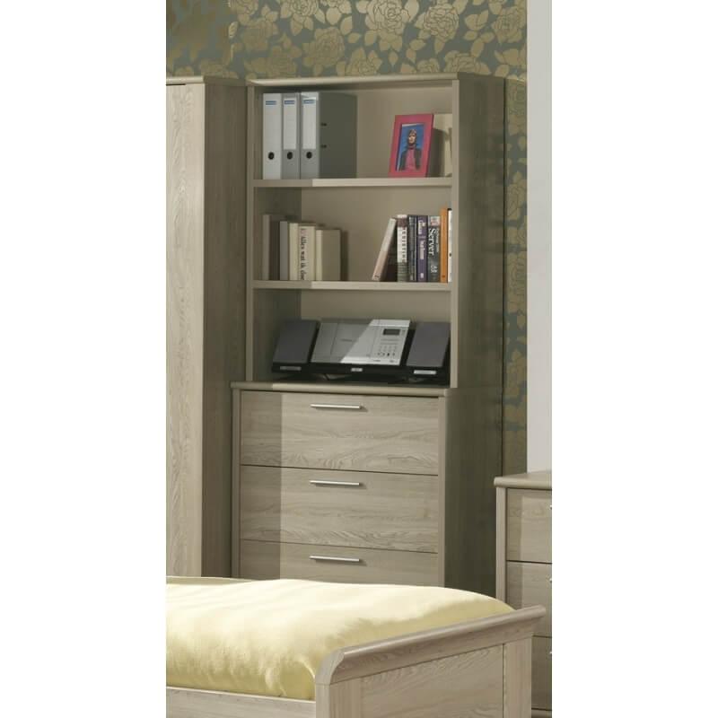 biblioth que contemporaine ch ne clair fanny matelpro. Black Bedroom Furniture Sets. Home Design Ideas
