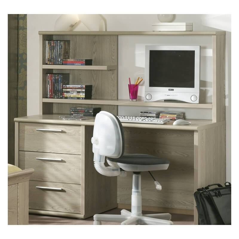 bureau enfant contemporain ch ne clair fanny matelpro. Black Bedroom Furniture Sets. Home Design Ideas