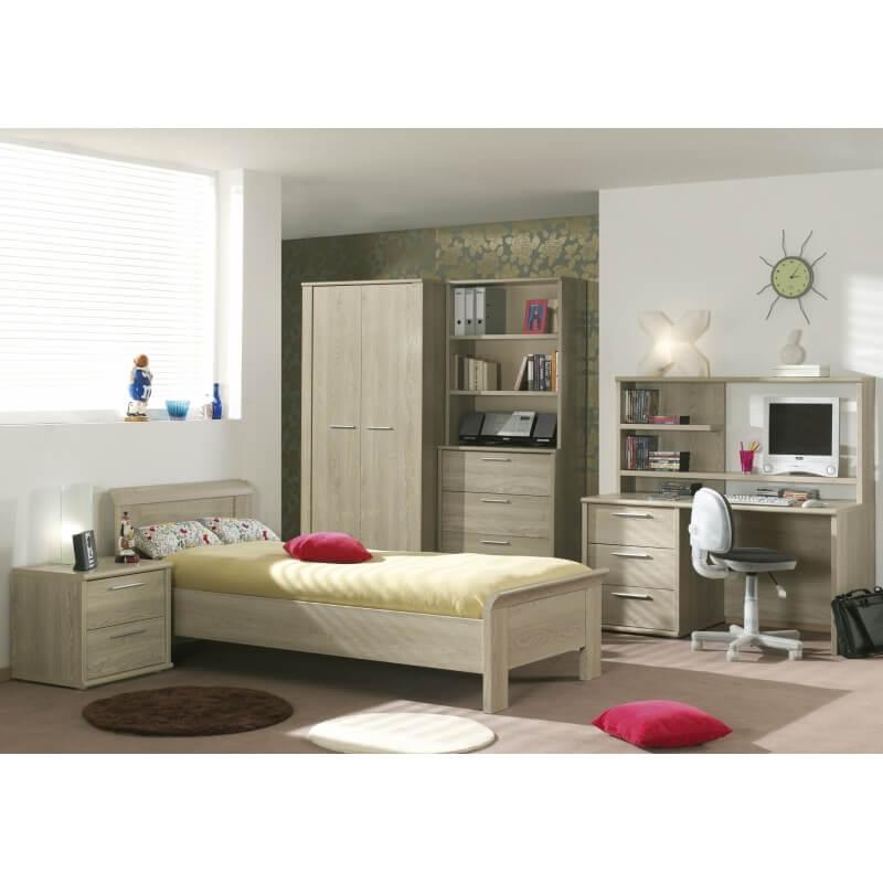 bureau enfant contemporain ch ne clair fanny matelpro. Black Bedroom Furniture Sets. Home Design Ideas