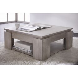 Table Basse Pas Cher Moderne Contemporaine Industrielle Matelpro