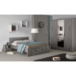 Lit, armoire, commode: découvrez le mobilier de chambre pas cher ...