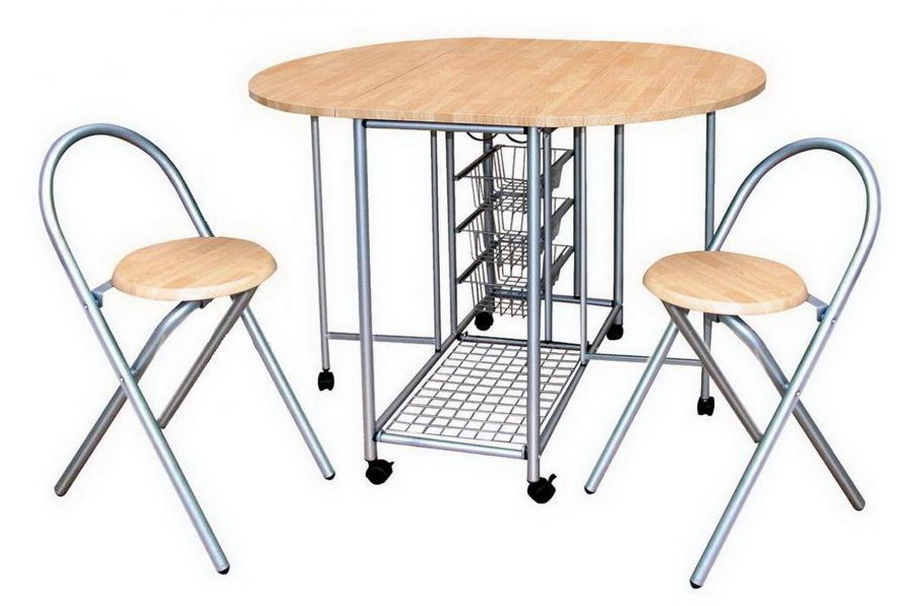 Ensemble table de cuisine et 2 chaises BETRIA