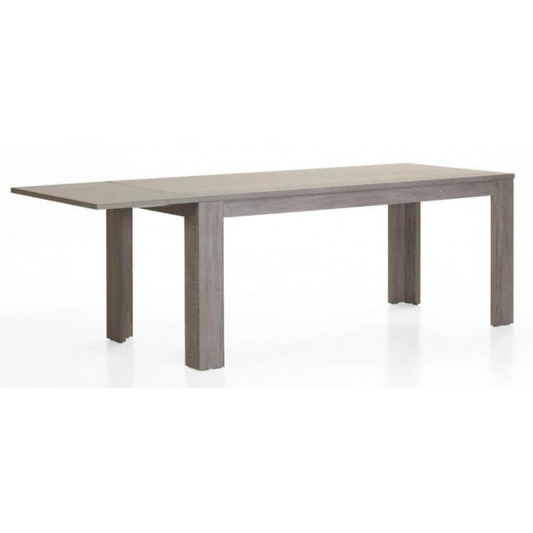Allonge de table de salle à manger truffe Givago