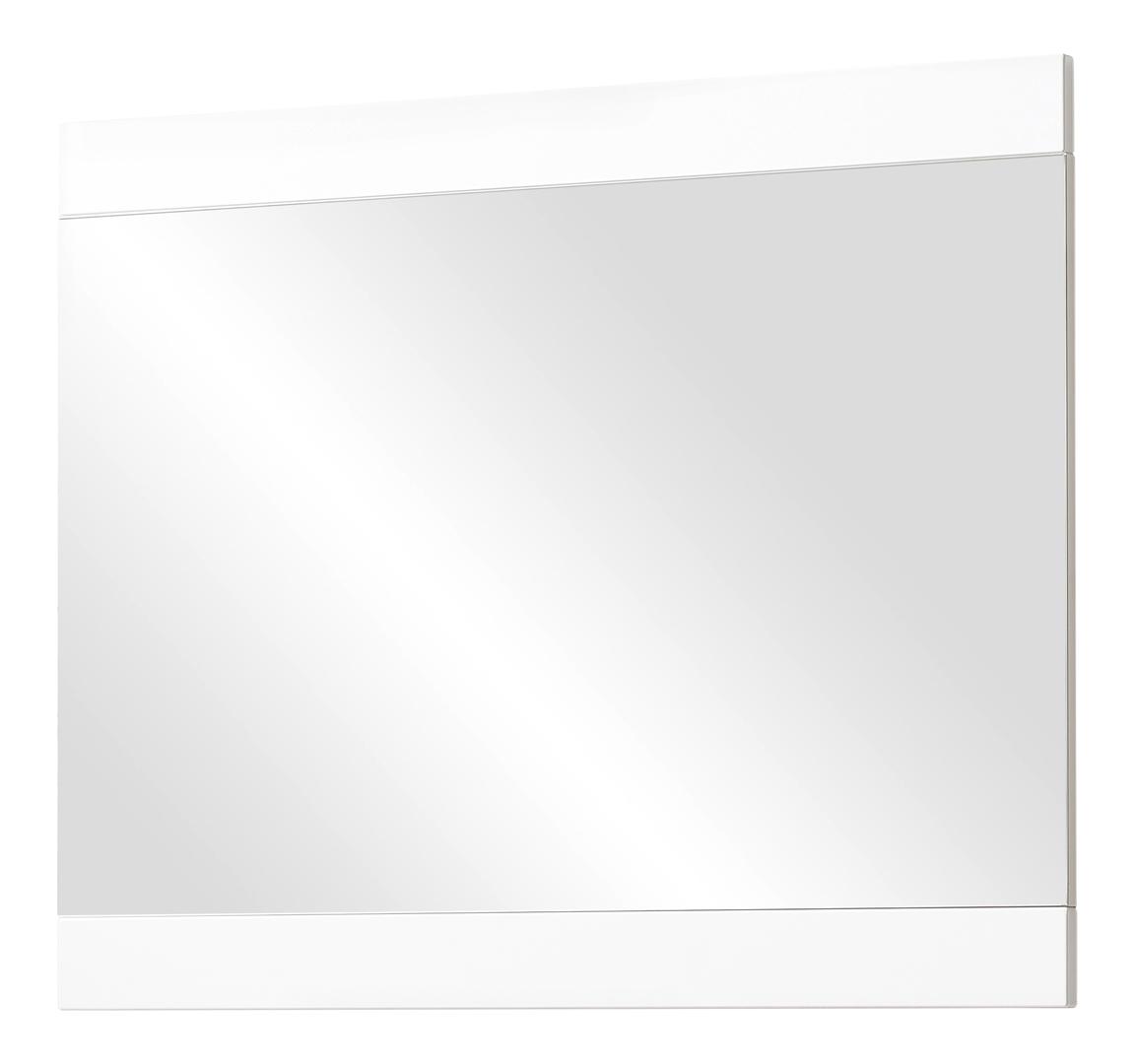 Miroir rectangulaire blanc Losana