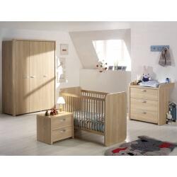Chambre bébé complète LESLIE