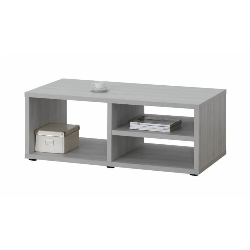 table basse contemporaine ch ne clair cynthia. Black Bedroom Furniture Sets. Home Design Ideas
