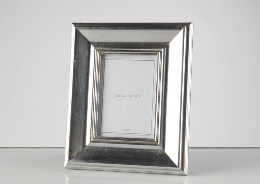 Cadre photo 13 x 18 cm ANTIK SILVER