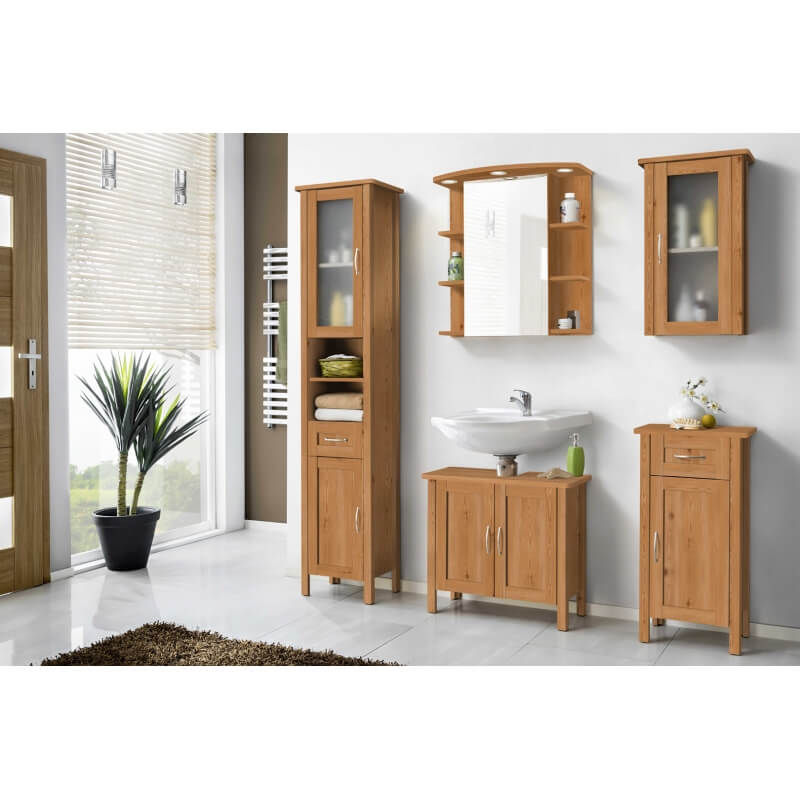 meuble haut de salle de bain contemporain 1 porte coloris. Black Bedroom Furniture Sets. Home Design Ideas