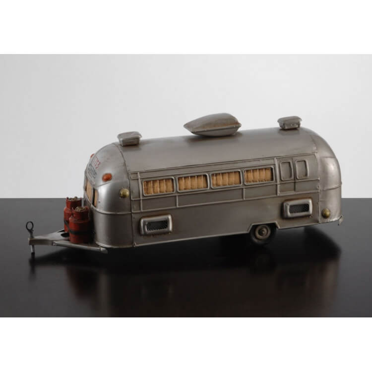 Caravane de collection RETRO DECOMETAL