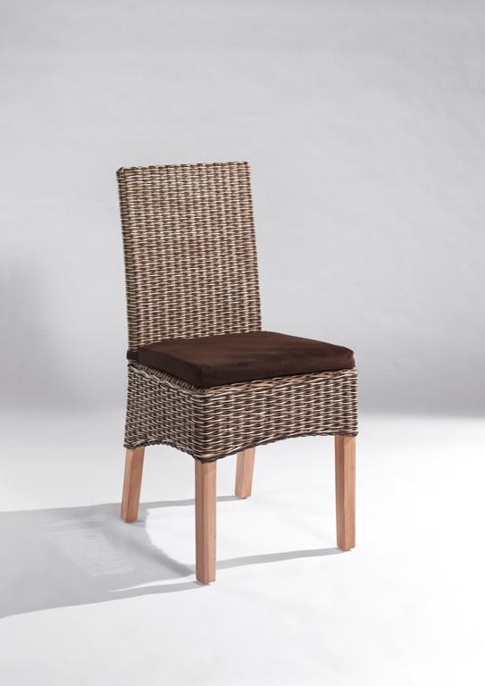 Chaise de salle à manger (lot de 2) CHEYENNE