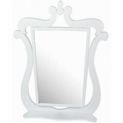Miroir rectangulaire ELISABETH II-Blanc