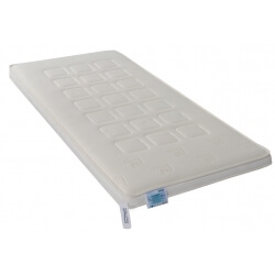 Surmatelas latex Brocelia