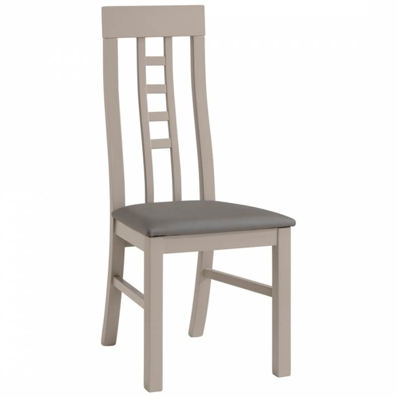 chaise de salle manger contemporaine lot de 2 luciane. Black Bedroom Furniture Sets. Home Design Ideas