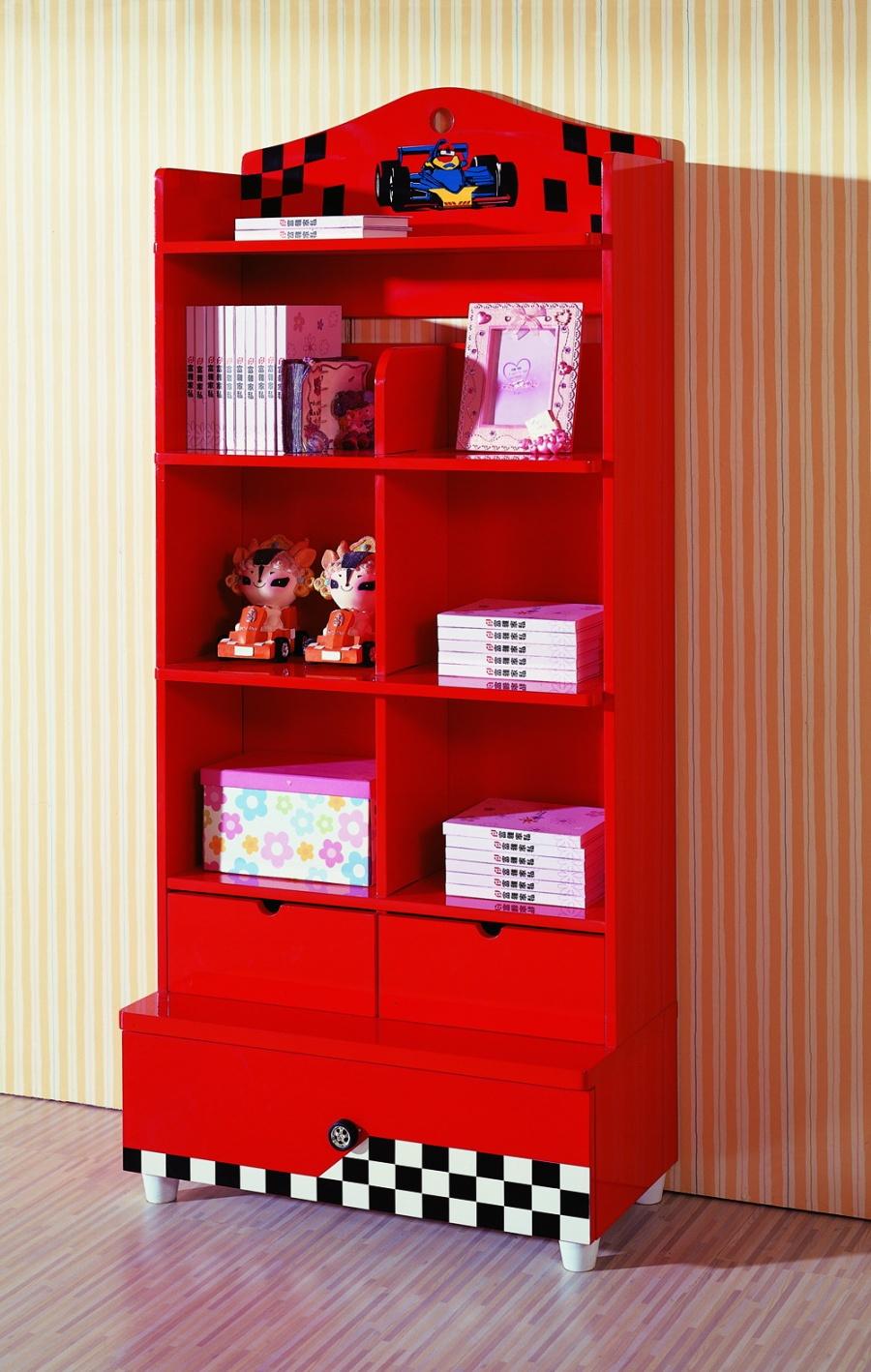 Bibliothèque enfant F1