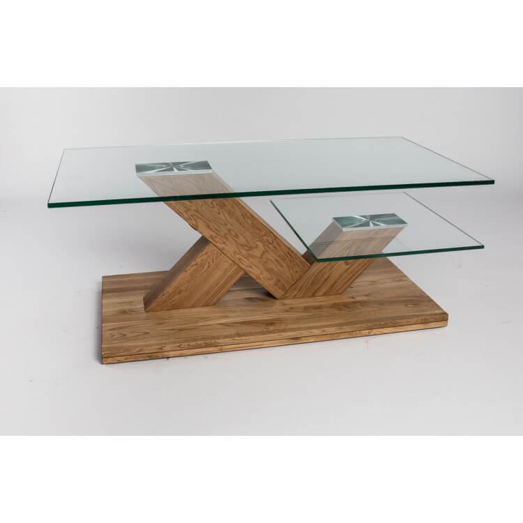 Bois Zemoune Basse En Chêne Table Sauvage Massif Design mNnOy8wv0