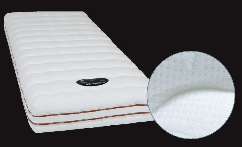 Matelas 100 % latex PHYSIAL 4 80 x 200 cm