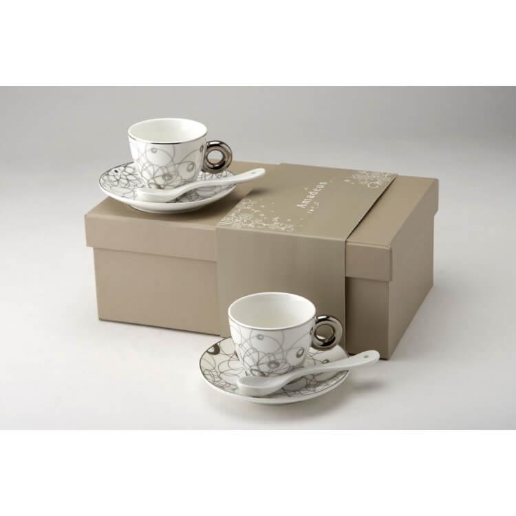 Coffret 2 tasses à café URBAN CONCEPT