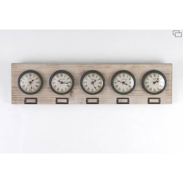 Horloge murale ANATOLE