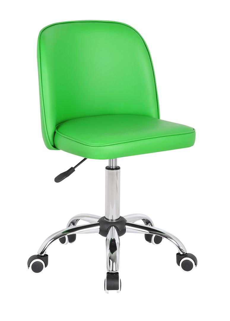 Chaise de bureau enfant design verte Augustine