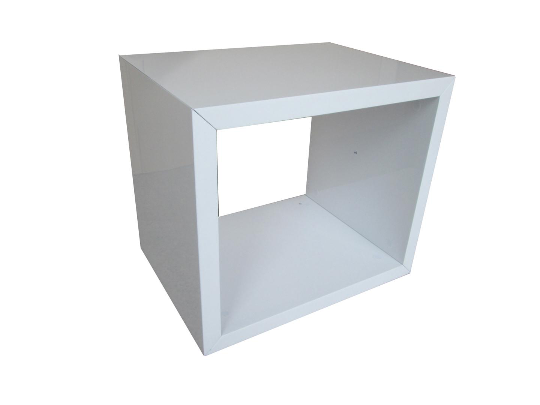 Chevet design blanc Bastian II