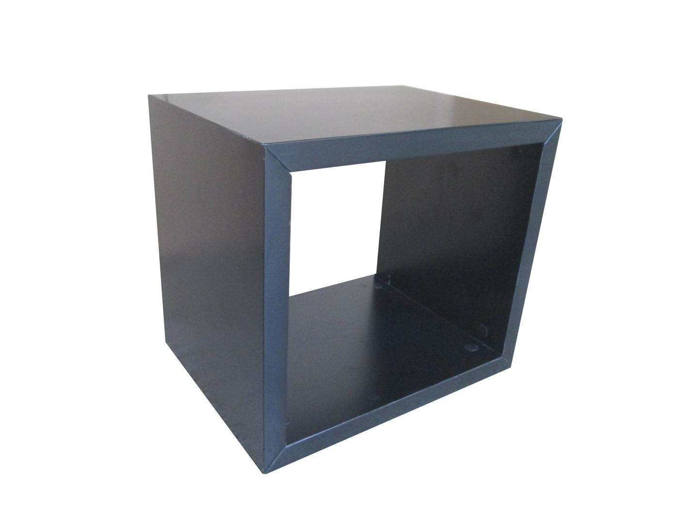 Chevet design noir Bastian II
