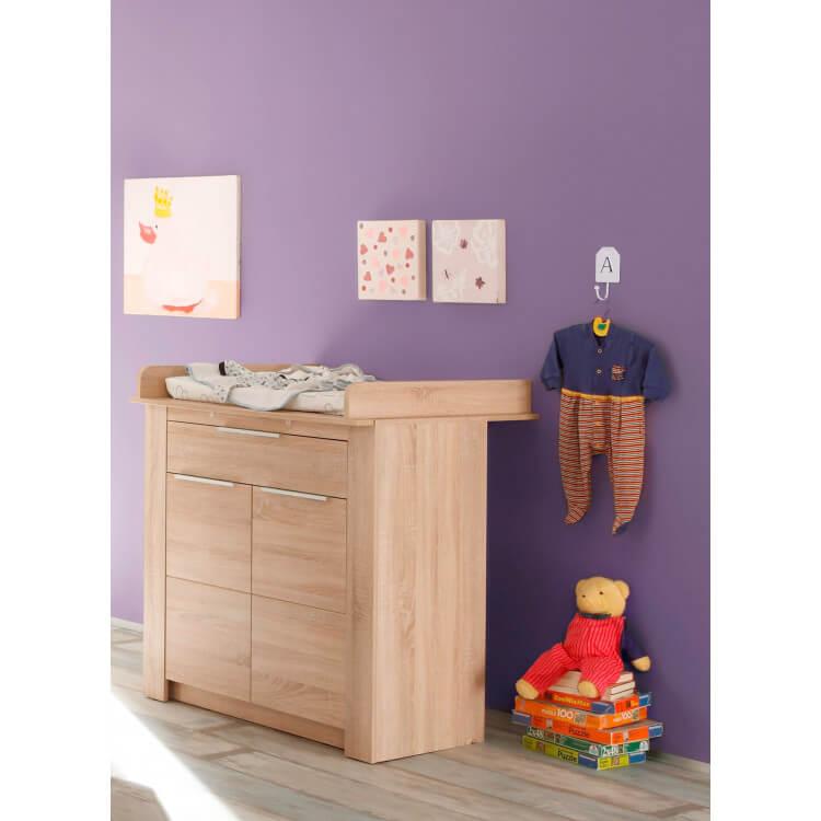 commode langer contemporaine ch ne clair charlotte matelpro. Black Bedroom Furniture Sets. Home Design Ideas