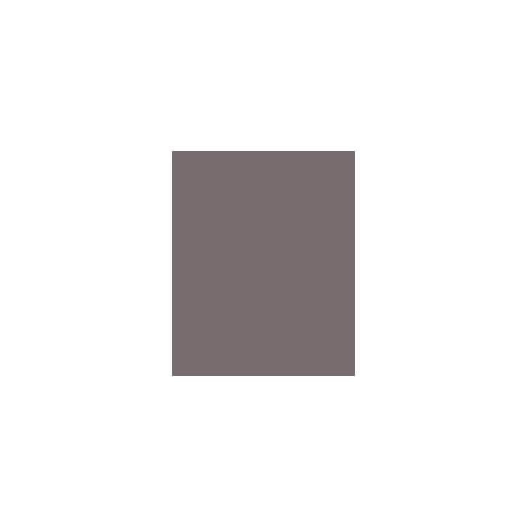 Dosseret AMBIANCE pour sommier fixe-80 x 200 cm-Brun