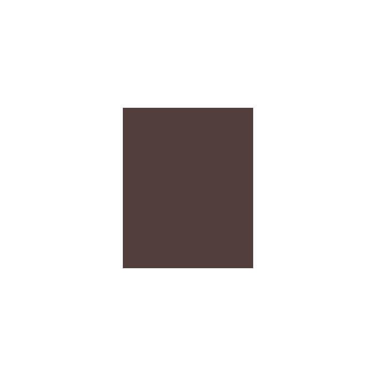 Dosseret AMBIANCE pour sommier fixe-80 x 200 cm-Café