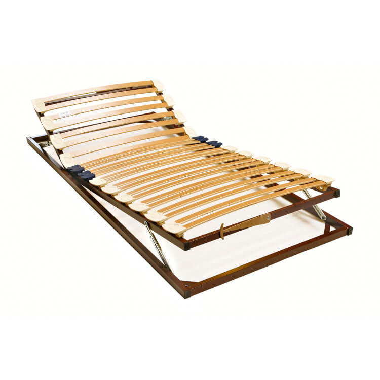 Sommier de relaxation manuel en métal Alissa