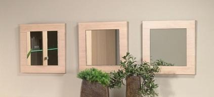 Miroir carré SARAH