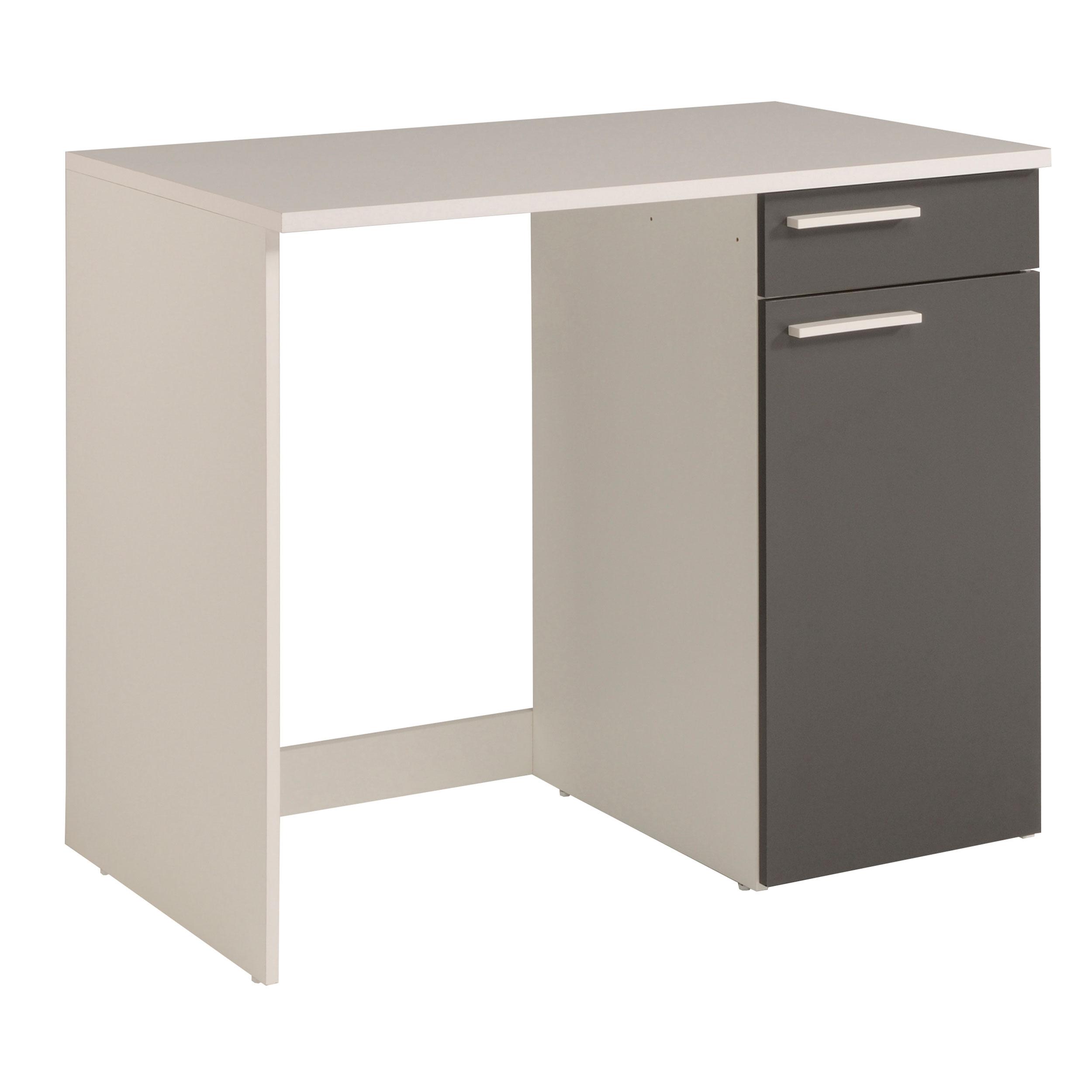 Rangement Machine À Laver meuble de rangement pour machine à laver blanc/gris ombre angelus ii
